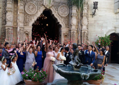 Celebration on Wedding Events