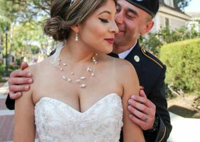 Marine Wedding Event