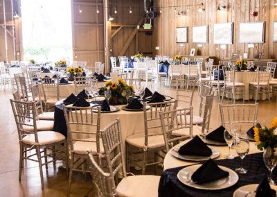 Bravo Events Wedding Decorations and Inventory