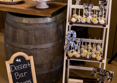 Wedding Decorations and Inventory